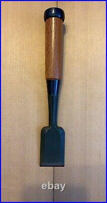 36mm 1 1/2 Kiyohisa Oire Nomi Ws1 Carbon Japanese Bench Chisel Niigata Handmade