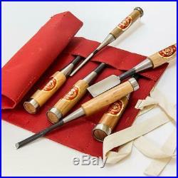 Chisel Professional Daiku Japanese Oire NOMI Carpenter's Tool vintage antique