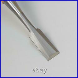 Heiss Oire Nomi Chisel Scrape Aluminum Artificial Marble Japanese Carpenter 24mm