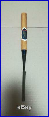 Japanese Carpenter Tool Nomi Rare Vintage Wood Chisel Koshihiko 7.5mm Sanjo TRK