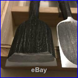 Japanese Carpenter Tool Oire Nomi 10 Wood Chisel Set Tasai Wood Grain Pro WithTRK