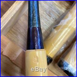 Japanese Carpenter Tool Oire Nomi 10 Wood Chisels Set Funahiro Professional TRK