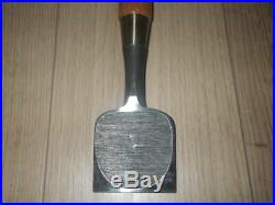 Japanese Carpenter Tool Oire Nomi Chisel Yoshitaka 60mm Woodworking WithTracking