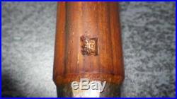 Japanese Carpenter Tool Oire Nomi Wood Chisel Kokkei 30mm Red Oak Kaneei Pro TRK