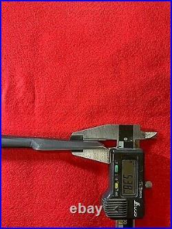 Japanese Carpenter Tool chisel oire nomi Akio Tasai 24mm