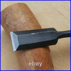 Japanese Carpenter's Tool Nomi Wood Chisel Sakahide Wooden Handle DIY Sculpture