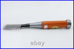 Japanese Chisel Iyoroi Oire Nomi 36mm Used Excellent Works by Japanese craftsmen