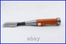 Japanese Chisel Iyoroi Oire Nomi 42mm Used Excellent Works by Japanese craftsmen