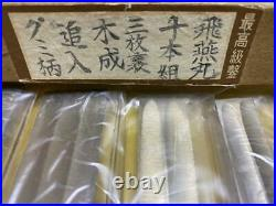 Japanese HQ Chisel Oire Nomi Carpenter Tool 10 pcs set Hienmaru Woodworking