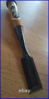 Japanese Tool Koshihiko Oire Nomi Niigata Chisel 24mm Carpenter Traditional TRK