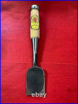 Japanese bench chisel oire nomi Sadashige 42mm 1.65 in Carpentry tool