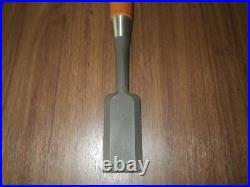 Kiyohisa Professional Tool Chisel 42mm Japanese Carpenter Oire Nomi WithTracking