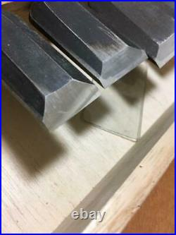 Koshitaka Set Chisels Professional Tool Oire Nomi Kurotan Japanese Carpenter F/S