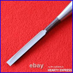 New Japanese Chisel Nomi Professional Oire Nomi Carpentry Tool Blade F/S 121