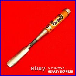 New Japanese Chisel Nomi Professional Oire Nomi Carpentry Tool Blade F/S 257