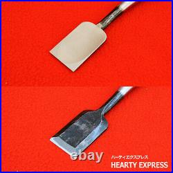 New Japanese Chisel Nomi Professional Oire Nomi Carpentry Tool Blade F/S 413