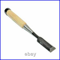 Ouchi 24 mm Oire Banshu Miki Japanese Woodworking Carpentry Tool Chisel Nomi New