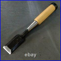 Ouchi 30 mm Oire Japanese Vintage Woodworking Carpentry Tool Chisel Nomi Rare