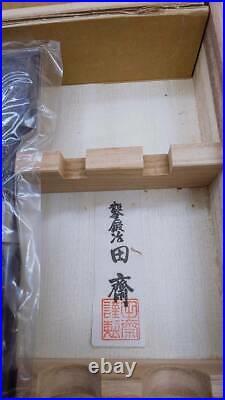 Tasai Japanese Carpenter 10 Chisels Professional Tool Set Echigo Sanjo Shitan FS
