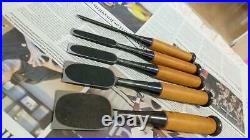 Toyohiro Chisels Japanese Carpenter 41mm Oire Nomi 3mm Boxwood Woodworking WithTRK