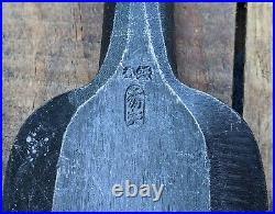Vtg Nos Japanese Nomi Wood Chisel Kiyohisa 48mm Rare Carving Bwoodworking Tool